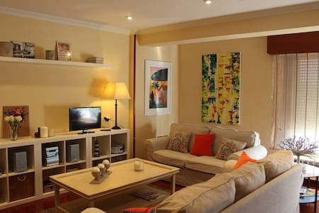 AMAZING apartment with PRIVATE TERRACE & PARKING