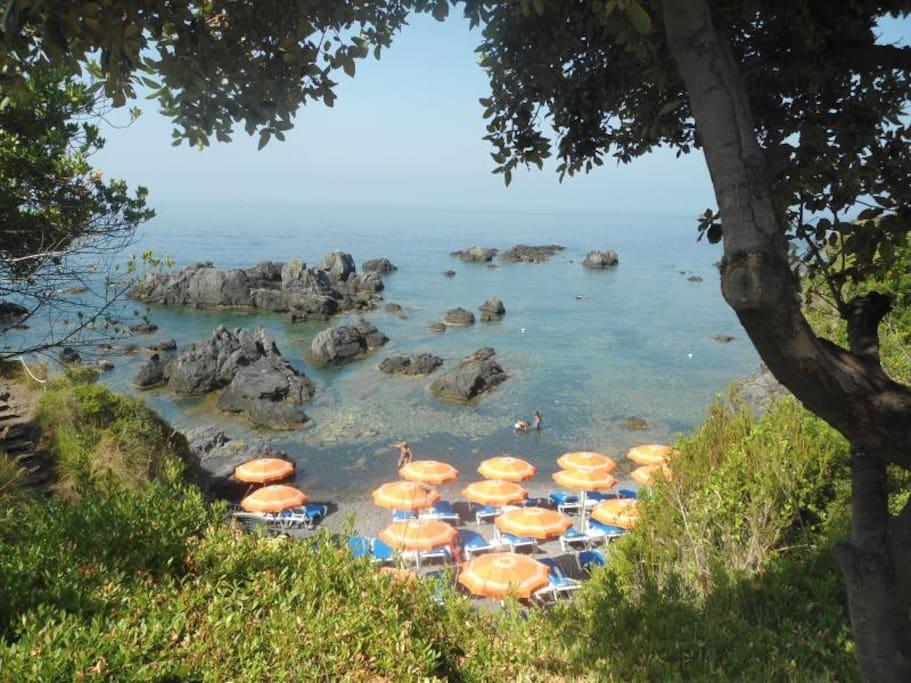 Spiaggia vicino