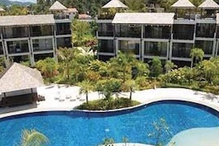 2 BR apartment near Bang Tao Beach - Choeng Thale - Apartamento