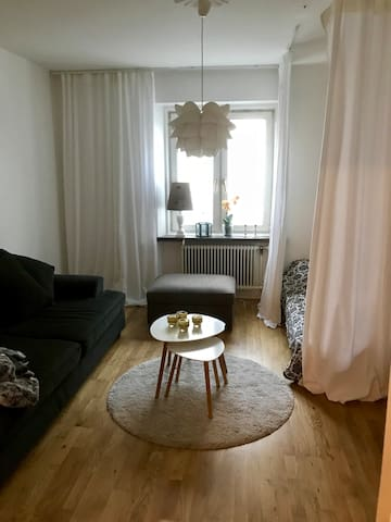 Cosy and minimalistic apartment in city centre