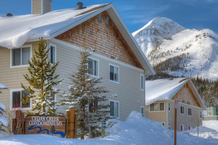 MOUNTAIN VILLAGE!! Perfect for families!!!