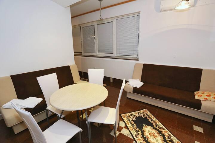 Zara apartment  1 A, FIRST ROW SEA VIEW - Turanj