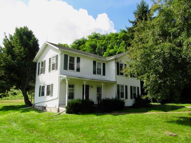 Finger Lakes Farmhouse