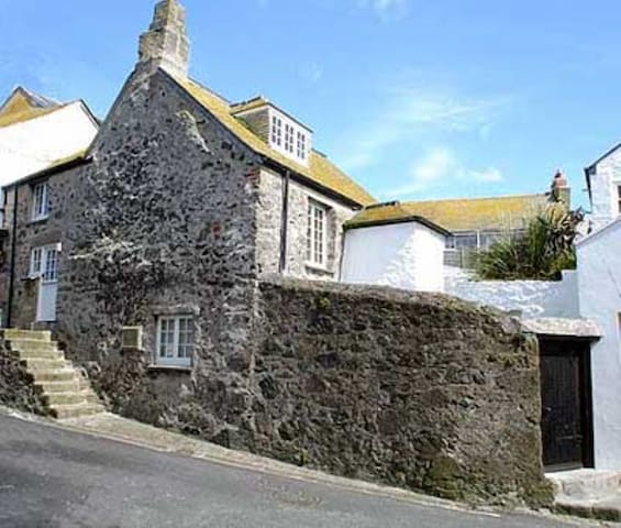 The Oldest House in St Ives