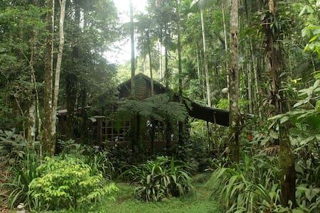 Uttara-Gita casinha da floresta - Alto Penedo