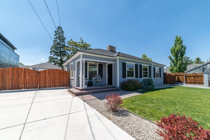 Reno Home Close to Midtown and Virginia Lake!