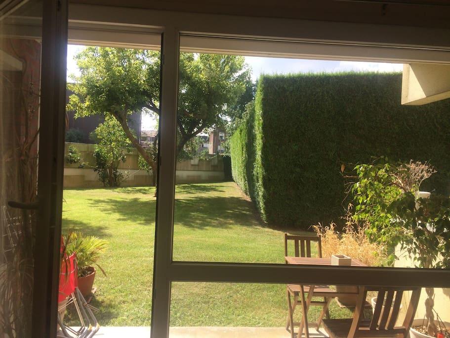 Appart avec terrasse et jardin proche de Lille 10 ...