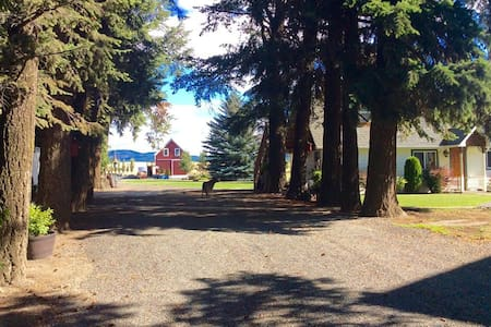 McCown Estate B&B Barn - Potlatch