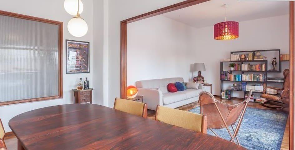 Central and Delightful Room2 - Porto - Apartment
