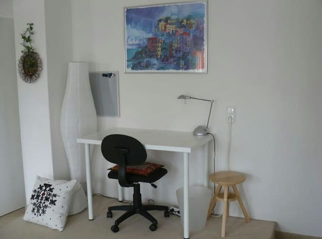 Single Room - Villers-en-Haye - Apartment