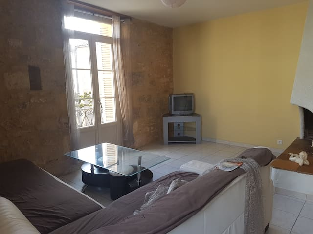 charmant appartement - Belvès - Apartamento