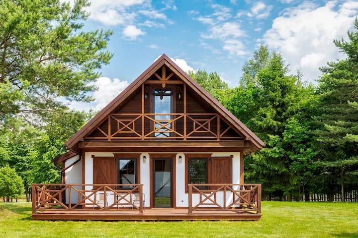 Warmia Resort - Stylowa Villa Premium