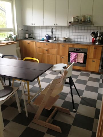 Lovely terraced house close to city! - Stockholm - Townhouse
