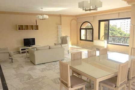 Lovely and cozy apartment in Maadi - Cairo  - Daire