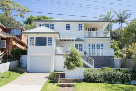 Family Home near Manly - Manly Vale