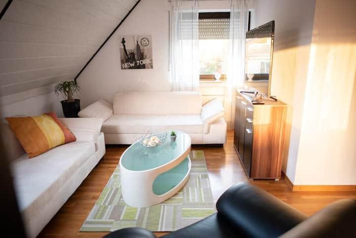 Helles & charmantes Studio in Neuenkirchen