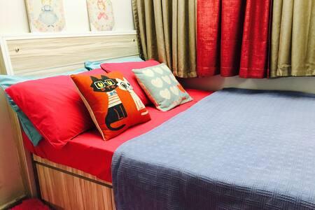 #CozySuite5minsToJordan/AustinMTR/ShoppingArea(E) - 佐敦 - Apartment