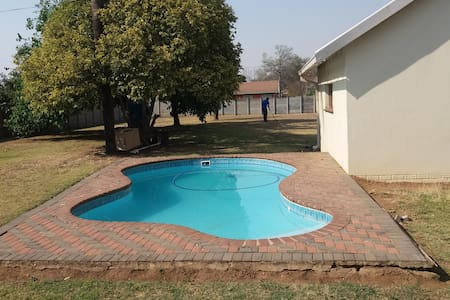 Offers peace and tranquillity - Vryheid