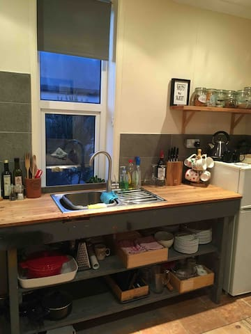 Free standing kitchen , workbench