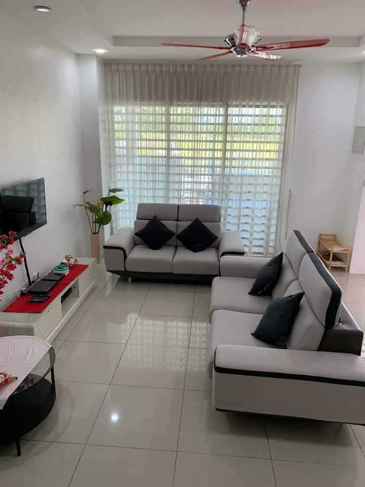 Vic Lovely Home with Paddy field View