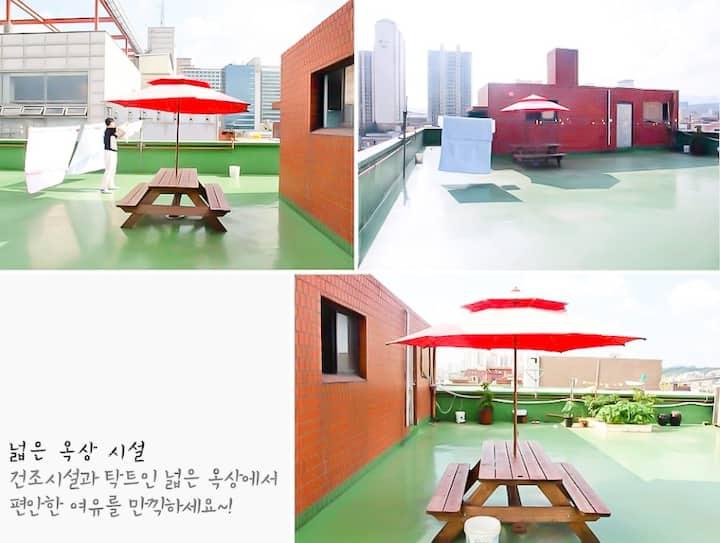 DDP - dongdaemun  * A Cozy Private Studio *.