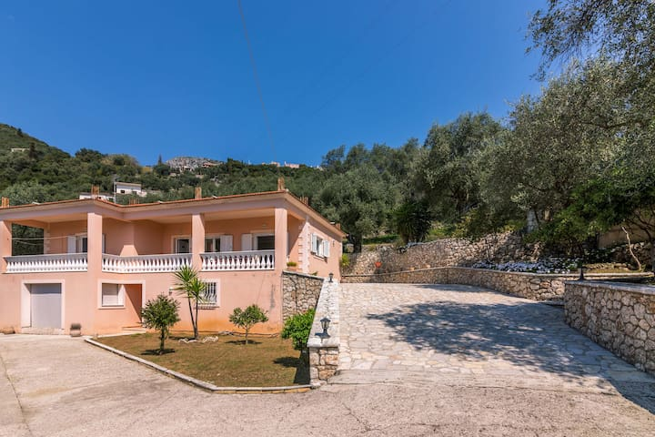 The Olive Grove Cottage