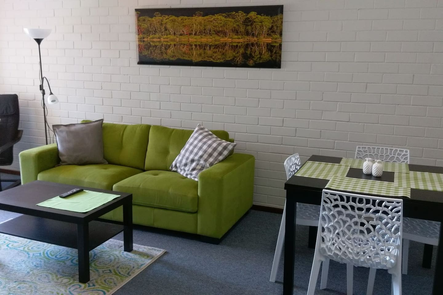 Another of our Apartments, photography by local photographer Lynn Webb (Gallery of Splendid Isolation) www.lynnwebb.com.au