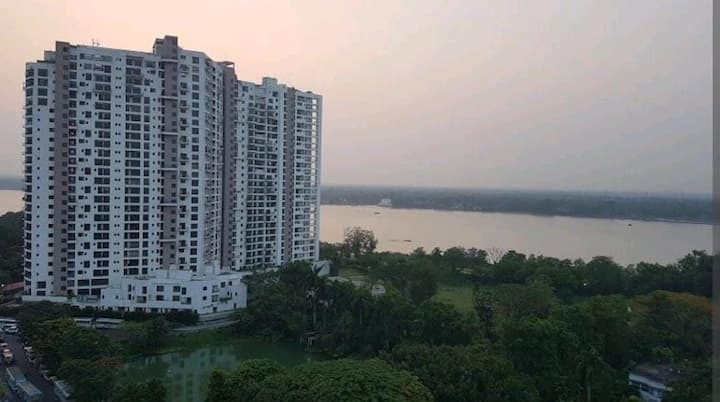 River View Apartment at Batanagar