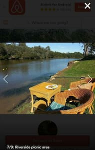 Absolute waterfront near Windsor - Ebenezer - Flat