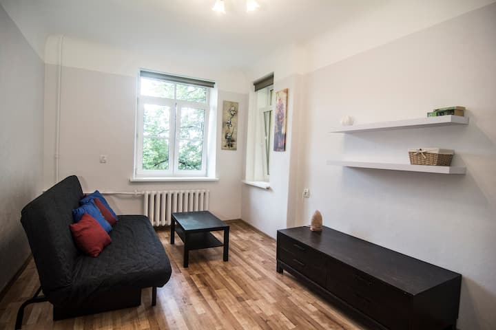 All equipped 2 rooms apt | Center, 4km Old Town