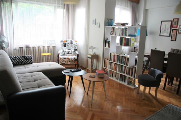 Cosy apartment in the center of Besiktas