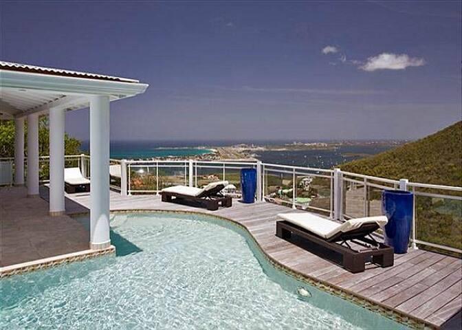 Villa Horizon - Cole Bay - Villa