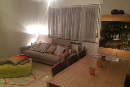 Nice flat near the city center - Evere