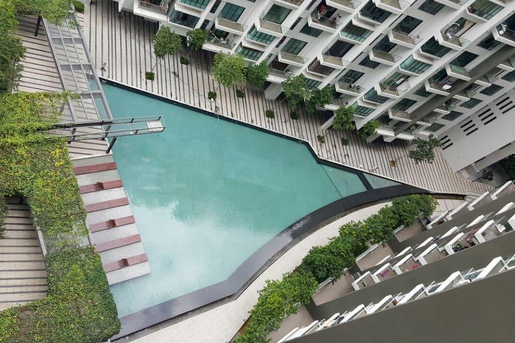 Wifi Skyview Seri Kembangan Between Klcc Klia Apartamentos En Alquiler En Seri Kembangan