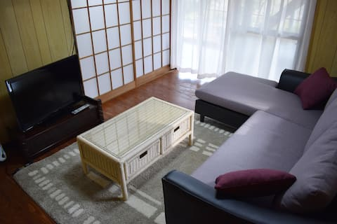 House in rural Kirikushi, 1hr to Hiroshima centre