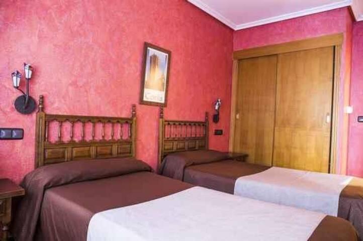 Hotel Jefi - Dobles