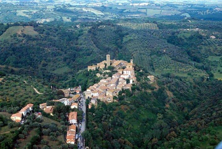 Casetta Morandini - Dimora in Maremma - Pereta