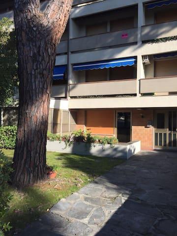 Condominio Villa Fiorita  200 M. Dal Mare