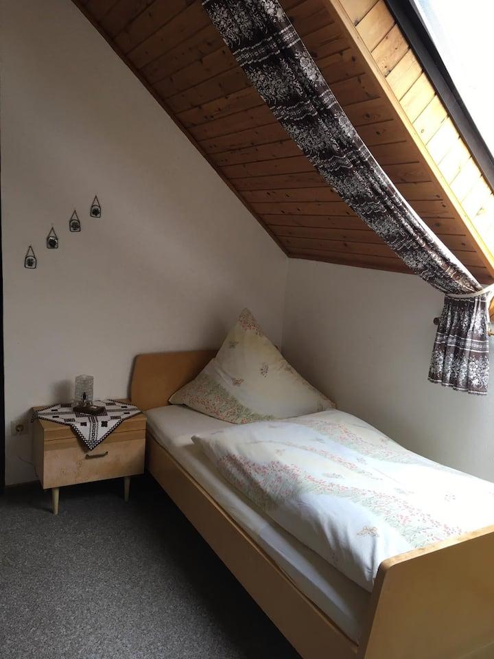 Einzelzimmer im Luftkurort Heiligenberg