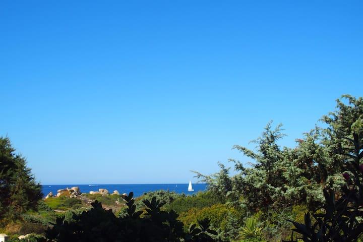 Meravigliosa S. Reparata a pochi passi dal mare - Santa Reparata - Appartement