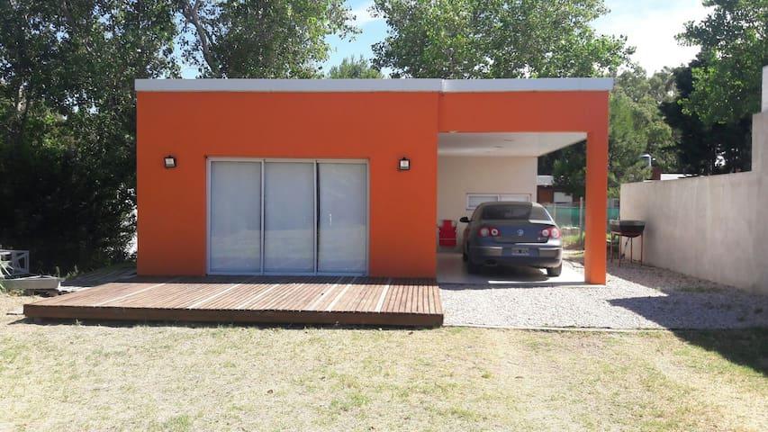 Casa nueva en Balneario Sauce de a 100 mts del mar