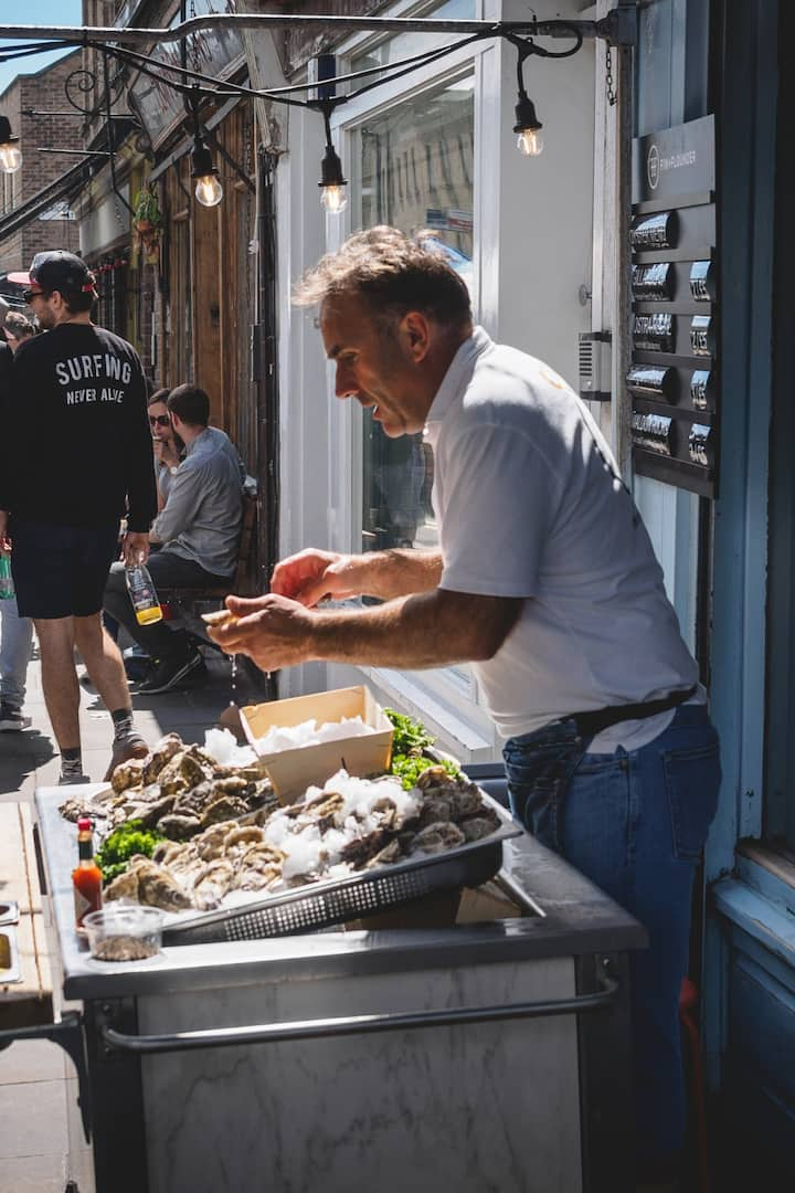 Oldest Food Market in Europe