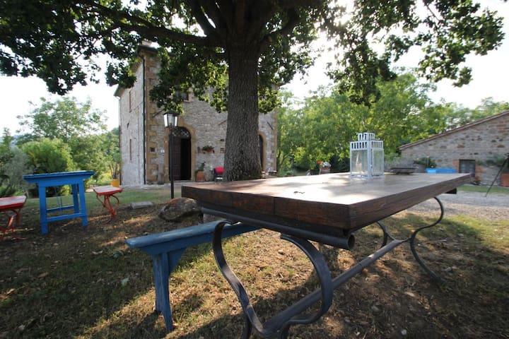 San Giustino - Proceno