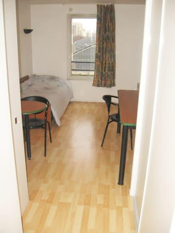 Studio meublé dans résidence hôtelière La Défense