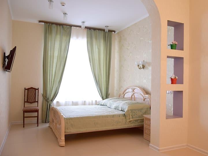 Гостиный дом со всеми удобствами по цене квартиры!