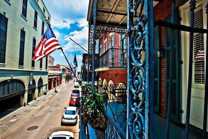 Modern Bourbon Street Oasis #5