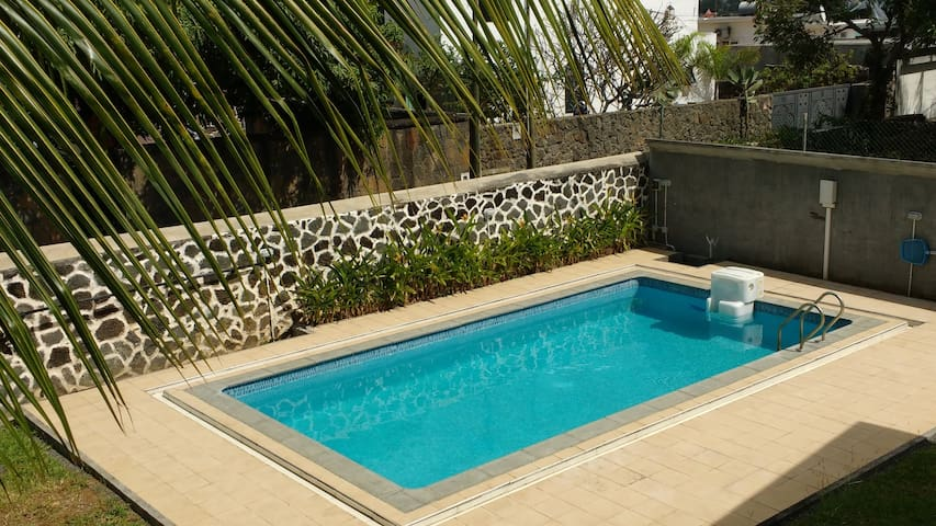 Beach Apartments Mauritius - PAC First Floor Apt B