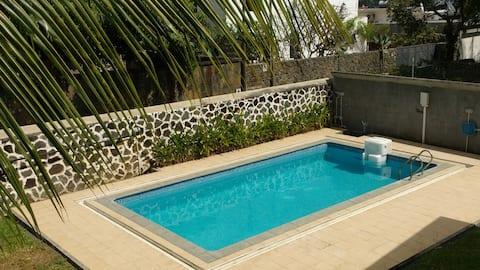 Beach Apartments Mauritius - PAC First Floor Apt B