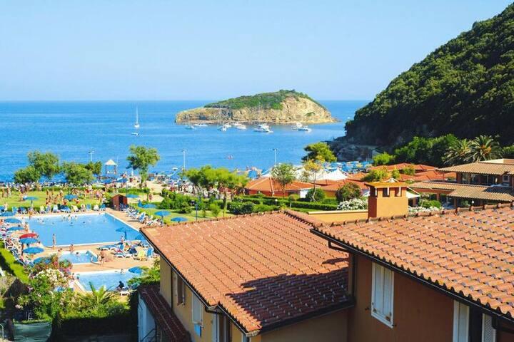 4 star holiday home in Rio Marina