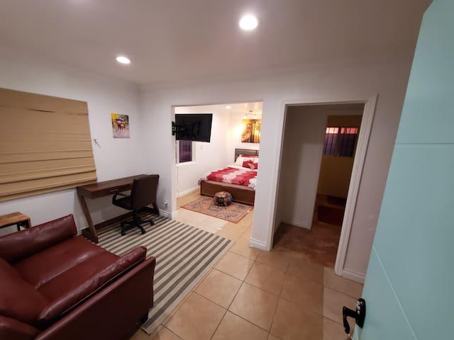 Cozy studio #8
